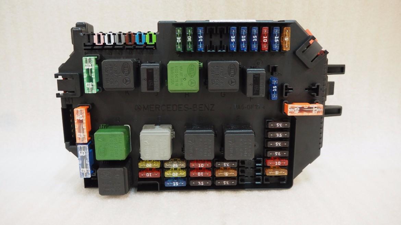 mercedes benz s class w221 fuse box sam