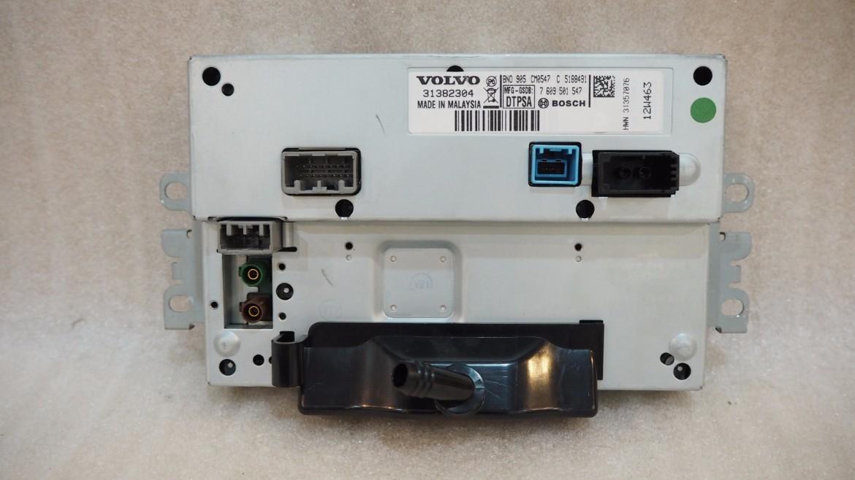 VOLVO V40 S60 V60 NAVIGATION TV DISPLAY SCREEN - Propel Autoparts
