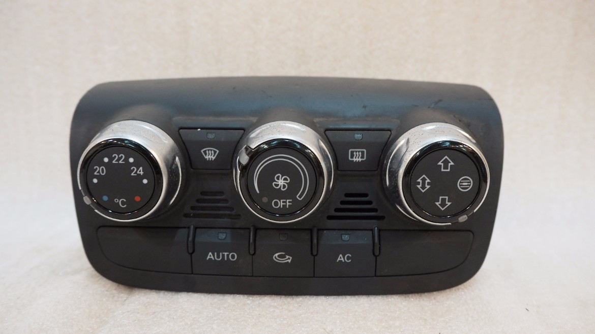 Sell My Car Online >> AUDI TT COUPE AC HEATER CLIMATE CONTROL PANEL - Propel Autoparts