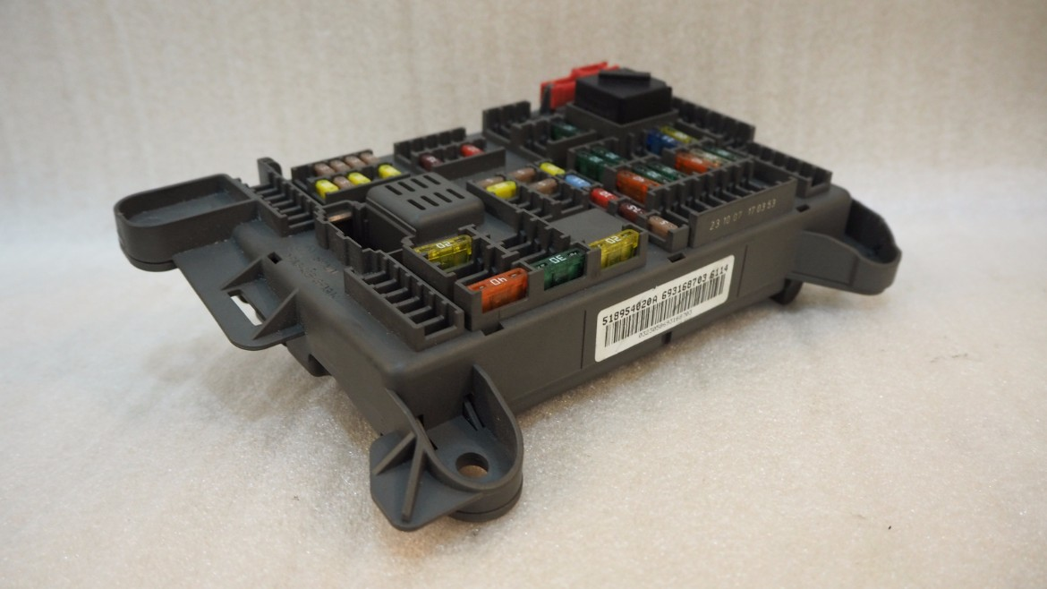 P6270117 bmw x5 e70 fuse box sam rear power distribution box propel autoparts  at n-0.co