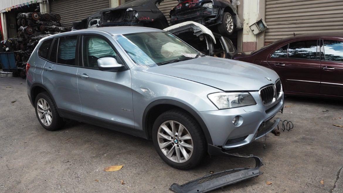 BMW F25 X3 XDRIVE 20i ORIGINAL USED PARTS | BMW.SG - Singapore BMW ...