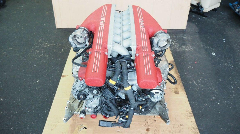 Ferrari F12 Berlinetta V12 Motor Engine Propel Autoparts
