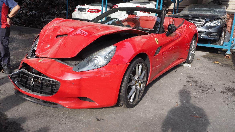 Chinese New Year Sale - Ferrari California 4.3L AT ...