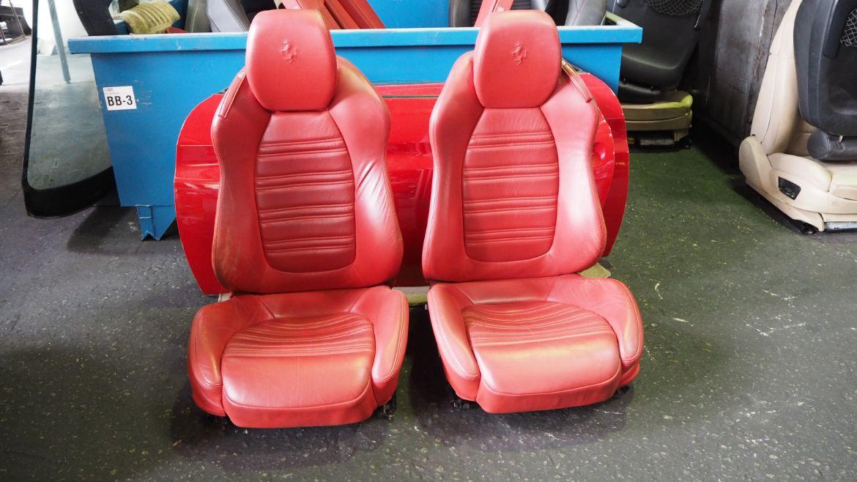FERRARI CALIFORNIA 2011 USED SEATS - Propel Autoparts