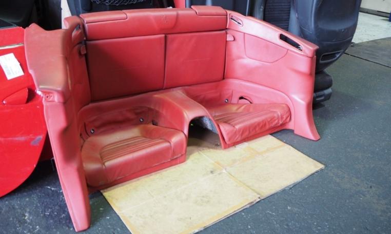 FERRARI CALIFORNIA USED REAR SEATS - Propel Autoparts